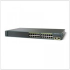 Коммутатор WS-C2960-24LT-L Cisco Catalyst 2960 24 10/100 (8 PoE)+ 2 1000BT LAN