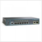 Коммутатор WS-C2960G-8TC-L Cisco Catalyst 2960 7 10/100/1000 + 1 T/SFP LAN Base