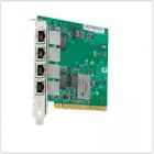 Контроллер AB545A HP PCI-X 4-port 1000Base-T Gigabit Adptr