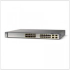 Коммутатор WS-C3750G-24TS-S1U Cisco Catalyst 3750 24 10/100/1000 + 4 SFP + IPB Image