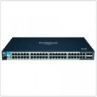 Коммутатор J9280A HP 2510-48G Switch 44 ports 10/100/1000 + 4 10/100/1000