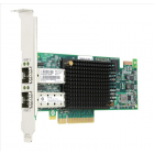 Контроллер C8R39A HP StoreFabric SN1100E 16Gb DP Fibre Channel
