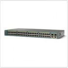 Коммутатор WS-C2960S-F48TS-L Catalyst 2960-SF 48 FE, 4 x SFP, LAN Base