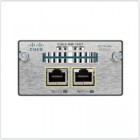 Модуль C3KX-NM-10GT= Cisco Catalyst 3K-X 10G-T Network