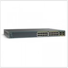 Коммутатор WS-C2960-24TC-S Cisco Catalyst 2960 24 10/100 + 2 T/SFP LAN Lite Image