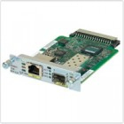 Модуль EHWIC-1GE-SFP-CU= 1 Port Dual Mode SFP or GE