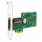 Контроллер 412911-B21 HP SC11Xe Ultra320 Single Channel/ PCIe x4 SCSI Host Bus Adapter