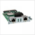 Модуль VWIC3-2MFT-T1/E1= Cisco 2-Port T1/E1 MFT