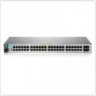 Коммутатор J9772A HP 2530-48G-PoE+ Switch 48 x 10/100/1000 + 4 x SFP