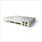 Коммутатор WS-C2960C-12PC-L Cisco Catalyst 2960C Switch 12 FE PoE, 2 x Dual Uplink