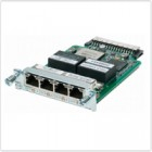 Модуль HWIC-4T1/E1= Cisco 4-Port Clear Channel T1/E1