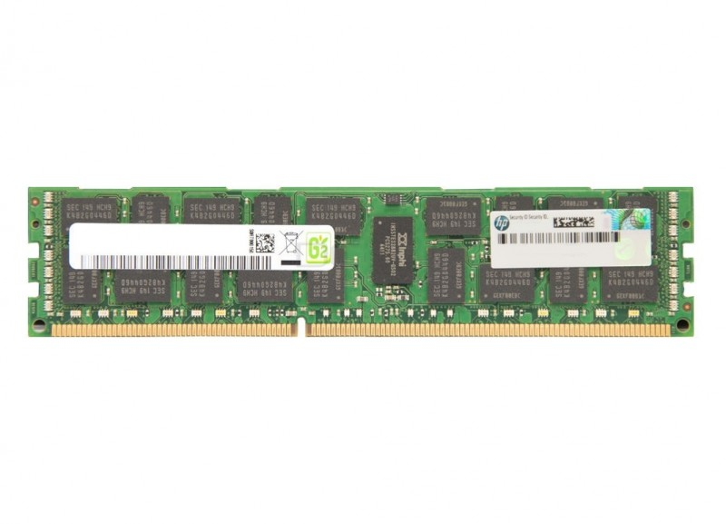 HPE Память 664689-001 HP 4GB (1x4GB) Single Rank x4 PC3-12800R Reg