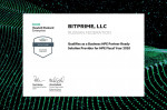 Qualifies as a Business HPE Partner Ready Solution Provider for HPE Fiscal Year 2020